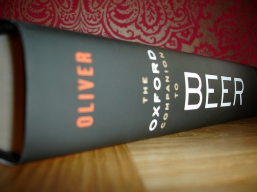oxford beer book