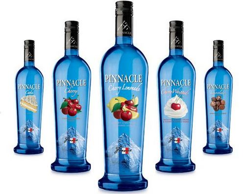 pinnacle vodka flavors