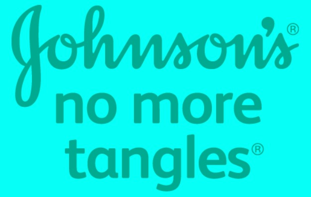 Johnsons No More Tangles Logo Collage