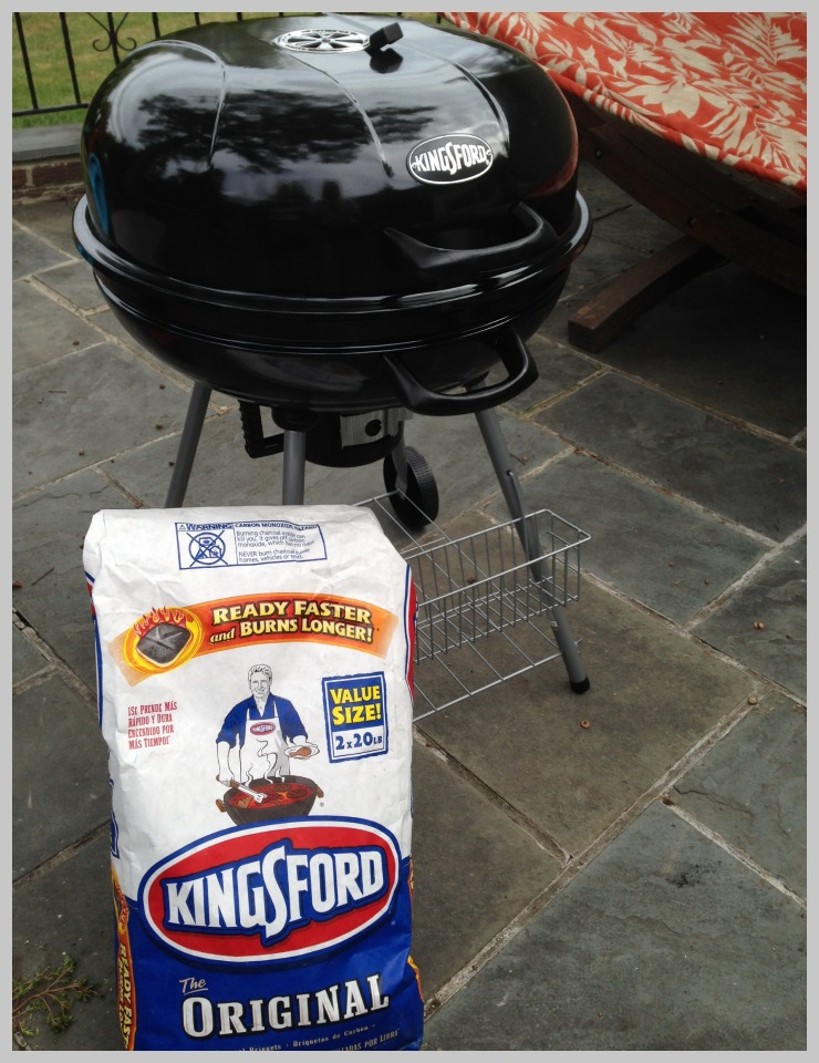 Kingsford Charcoal and Grill Get Off Your Gas