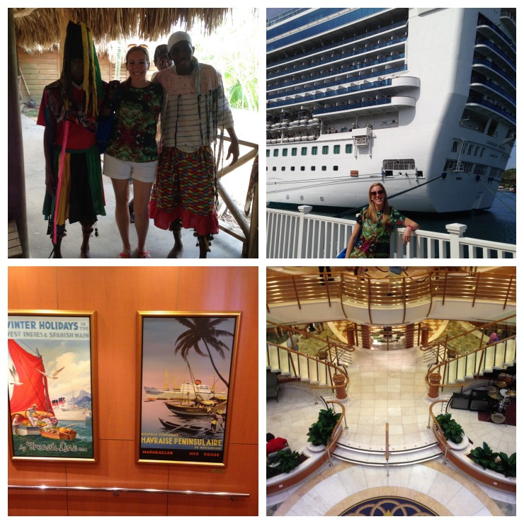 Princess Cruise 2014 Collage 6