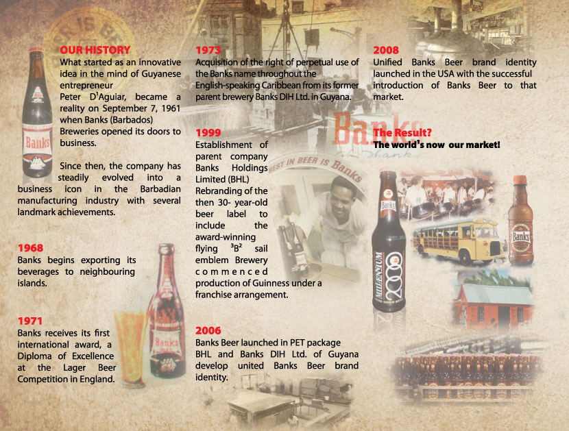 Banks Beer History
