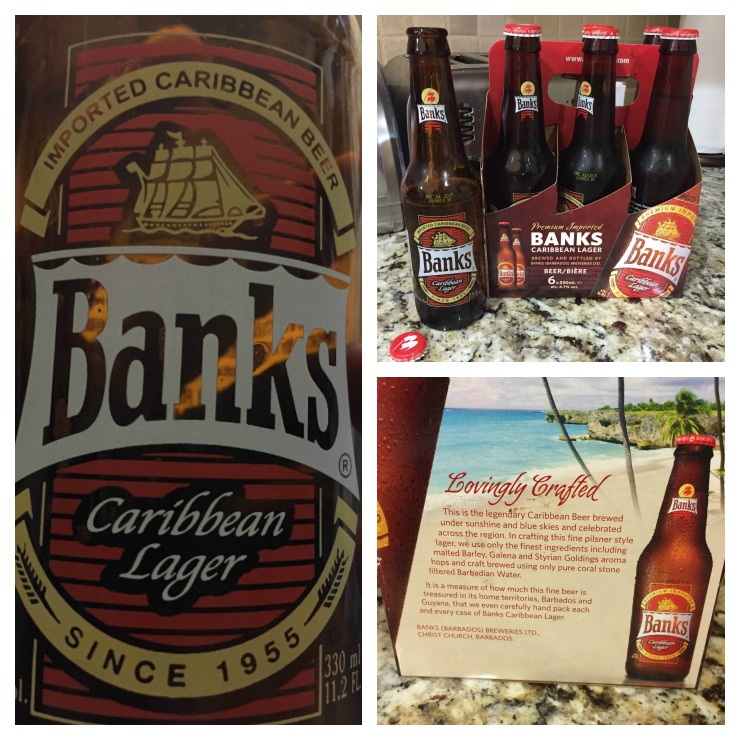 Banks Lager Collage