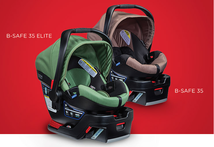 Britax B-Safe 35 Elite   B-Safe 35 Infant Car Seat - Britax USA (2)