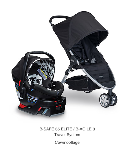 Britax B-Safe 35 Elite   B-Safe 35 Infant Car Seat - Britax USA (3)