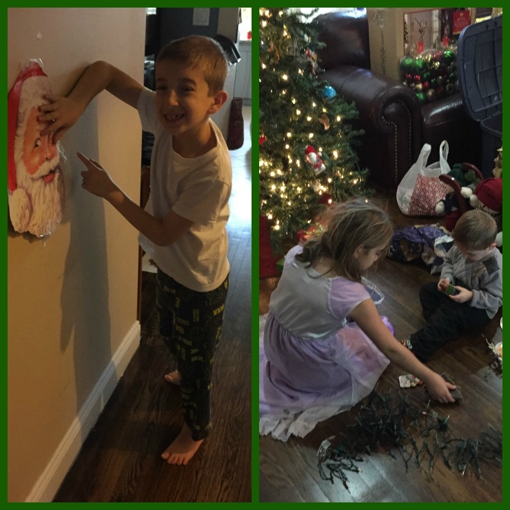 Christmas Decorating 2014 2 Collage
