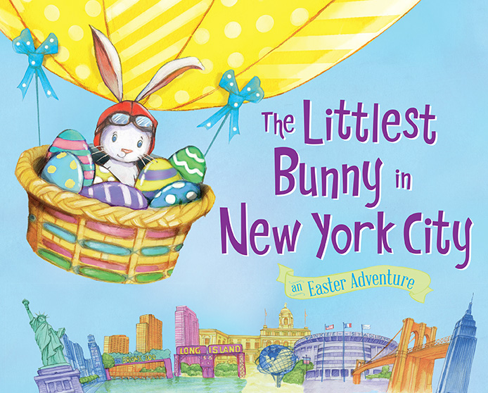 Easter Bunny Cover_New York City.CJ.indd