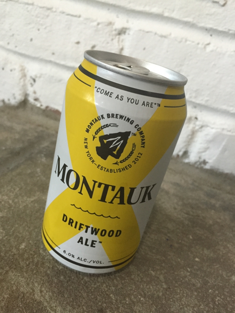 Montauk Brewing Co Driftwood Ale pic