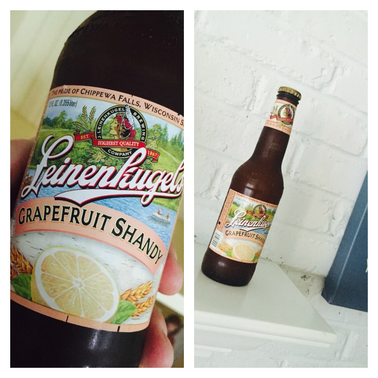 Leinenkugel's Grapefruit Shandy Collage 1