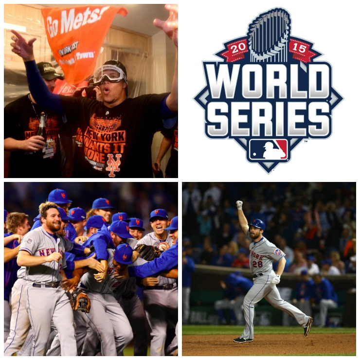 Mets 2015 World Series Collage