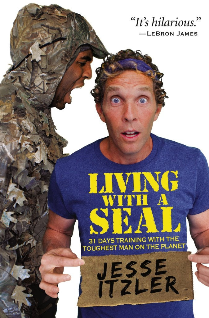 Living With A Seal Book Cover