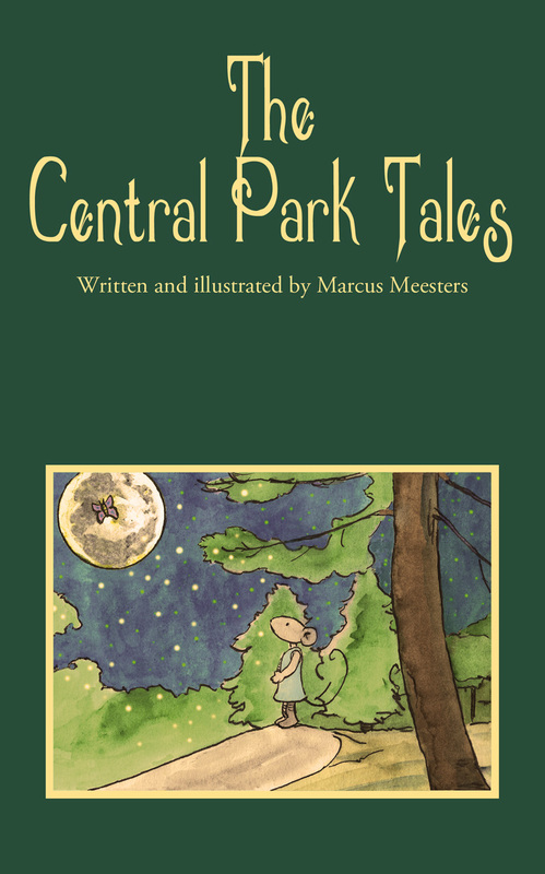 The Central Park Tales Cover
