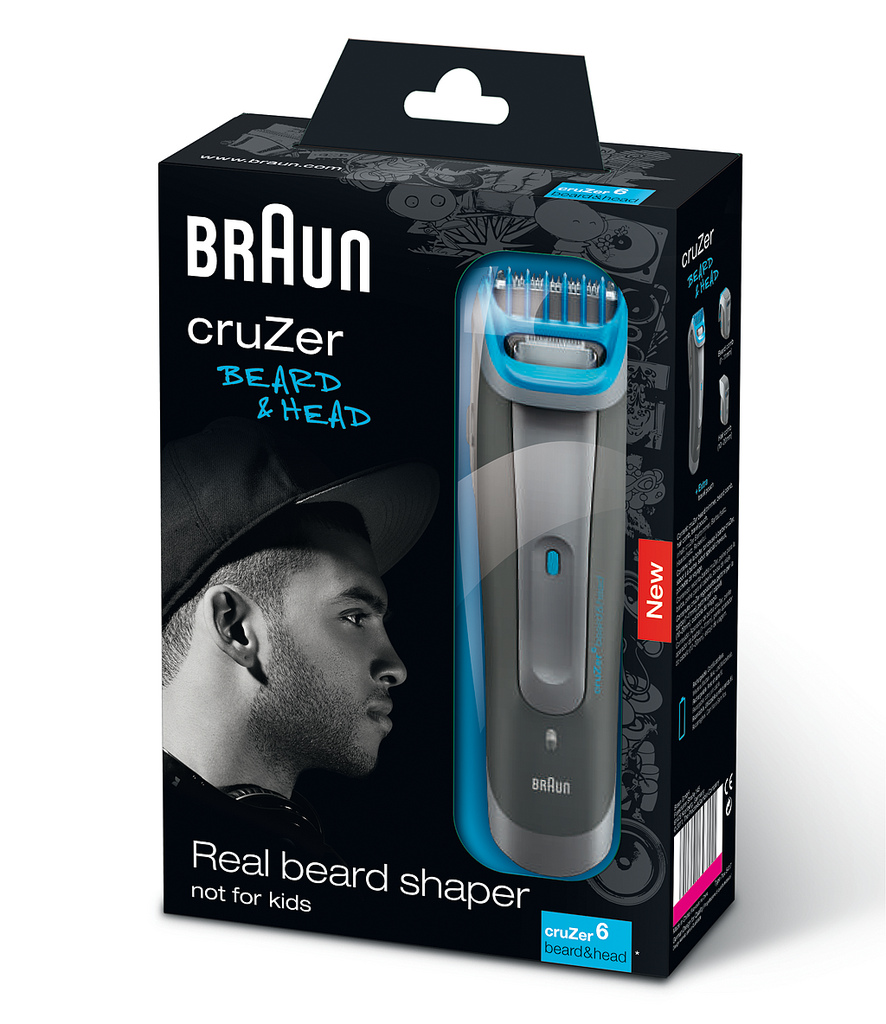 Braun cruZer Beard & Head