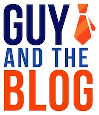 Guy and the Blog Logo 200 for Sidewalk Theme Default