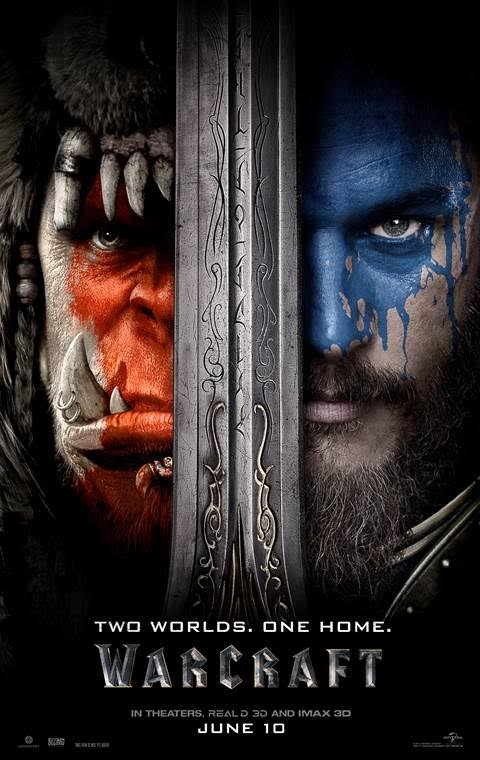 Warcraft Movie Poster