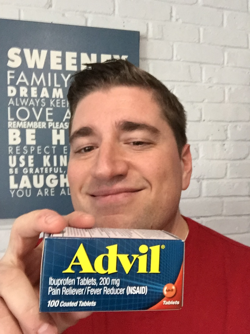 Advil Tablets 3