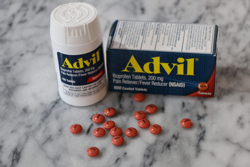 Advil Tablets 6