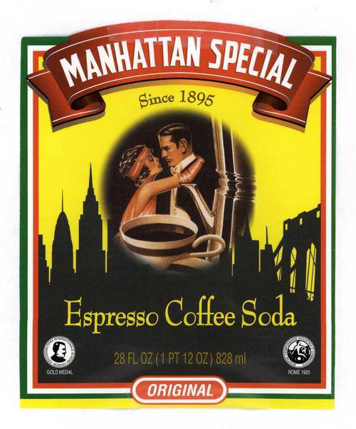 Manhattan Special Label
