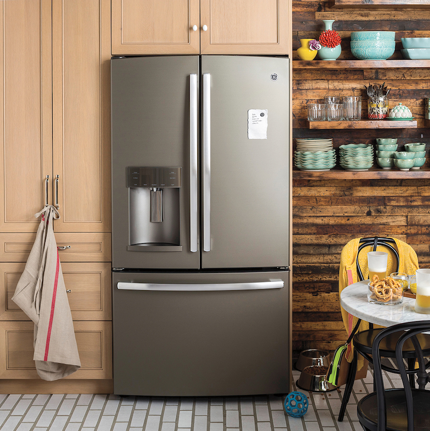Best Buy Is Rocking With Ge S New Slate Finish Appliances