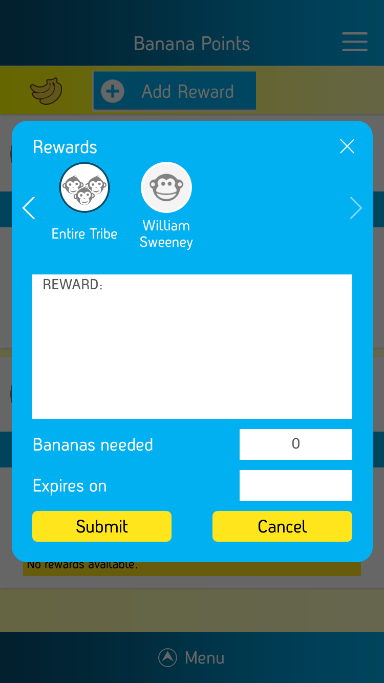 House Monkey App Screen 3