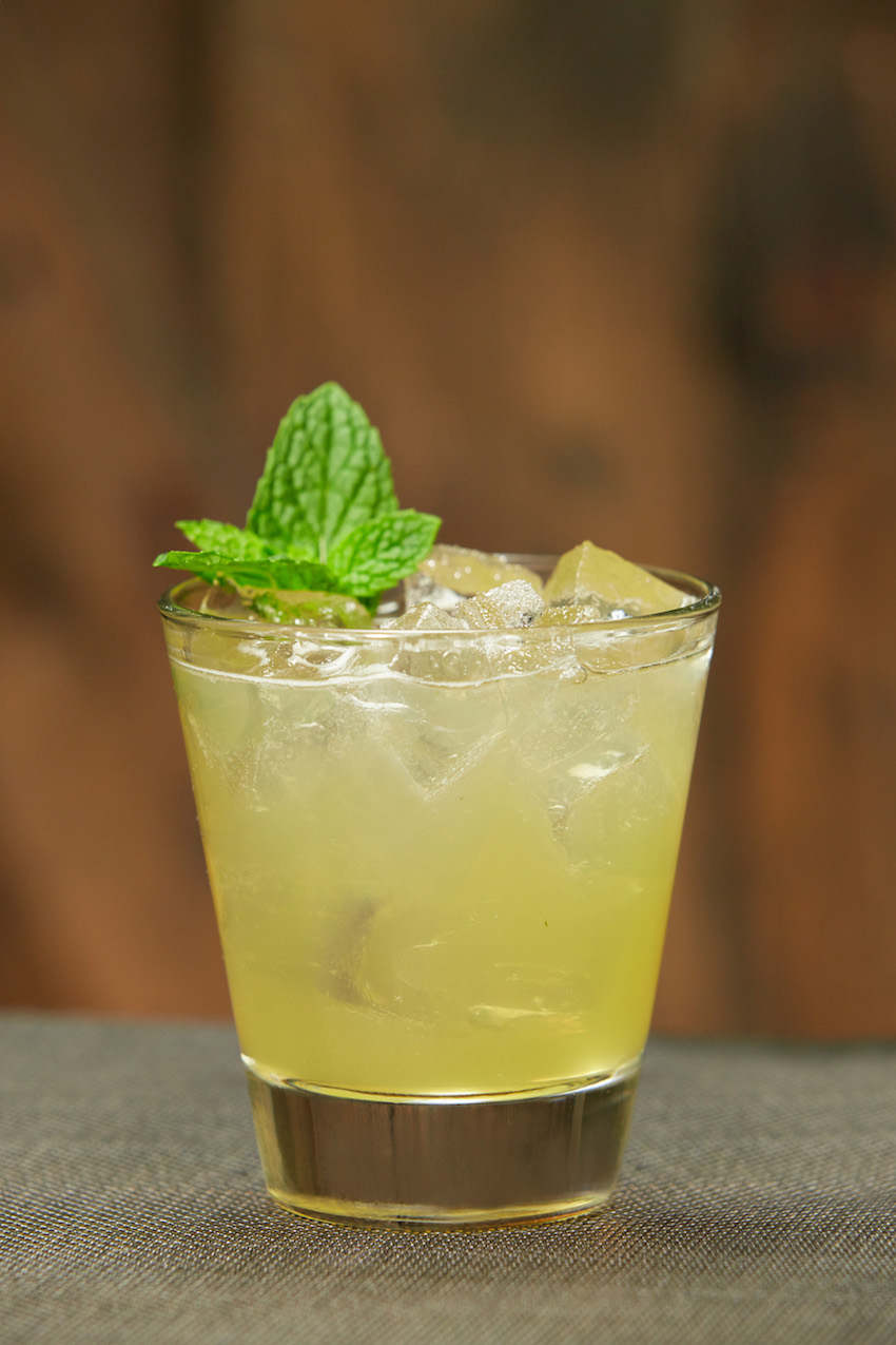 Mexican Mint Julep