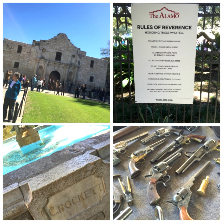 The Alamo Collage