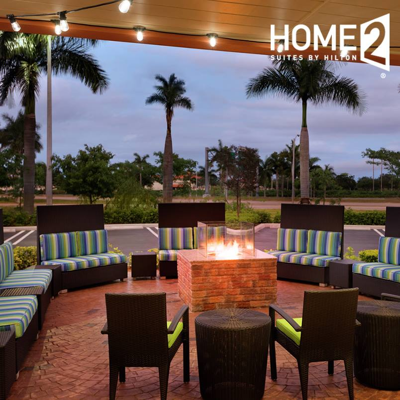 Home2 Suites Patio