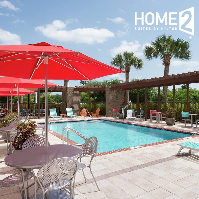 Home2 Suites Pool