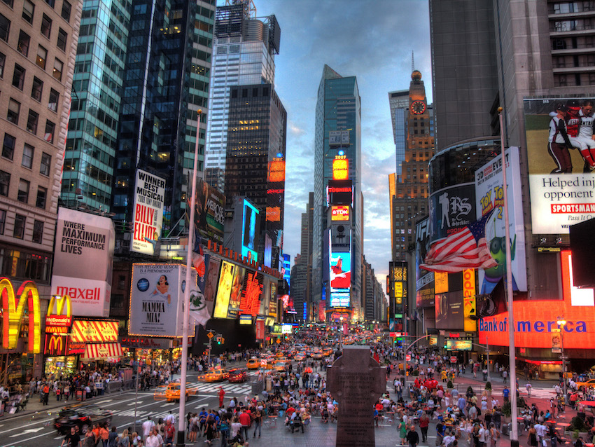 New York Times Square