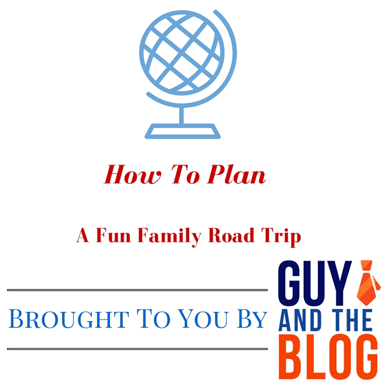 Plan A Family Road Trip Graphic