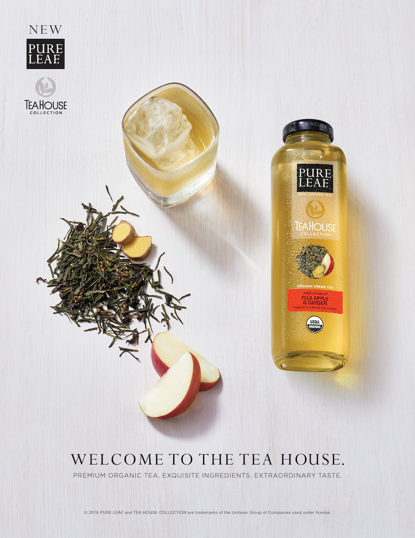 Pure Leaf Tea House Collection Fuji Apple and Ginger