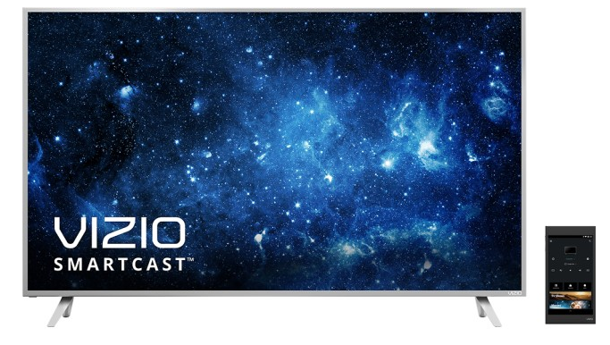 Vizio TV at Best Buy