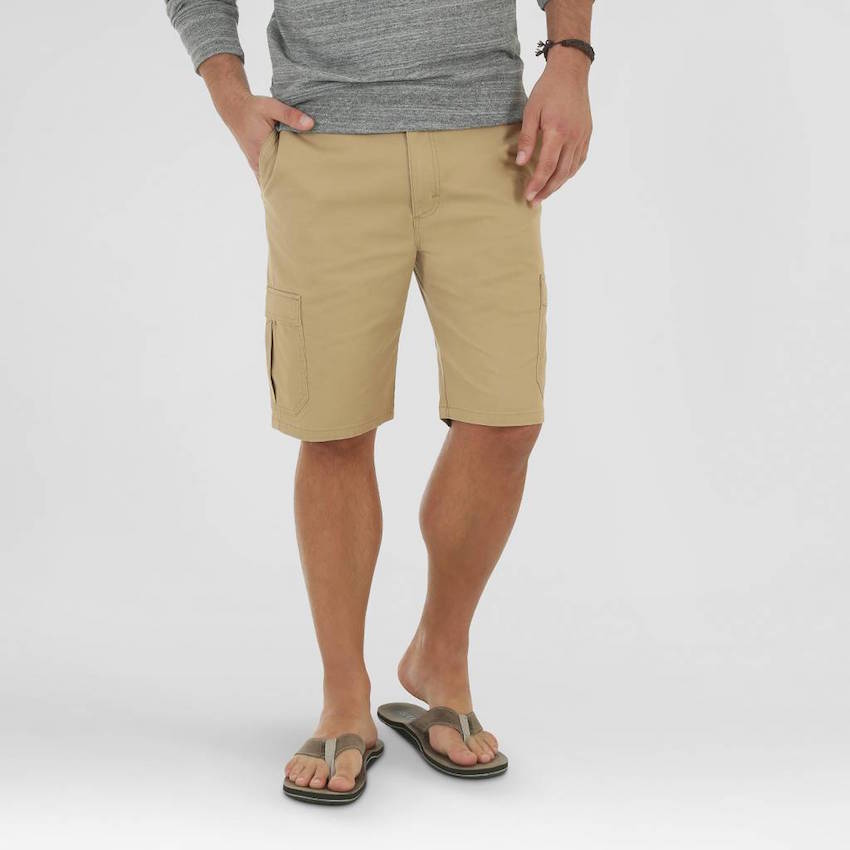 Crafted by Lee brown shorts