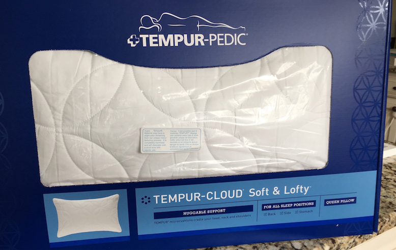 TEMPUR-Pedic Pillow-Box