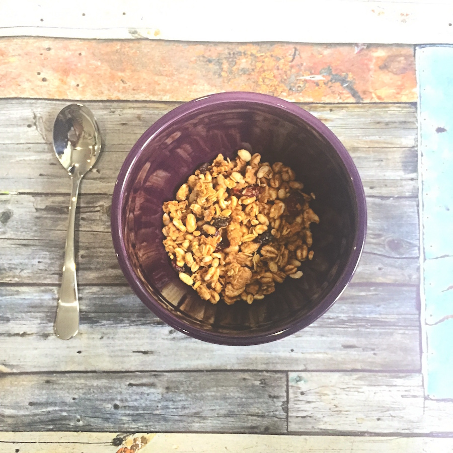 Raisin Bran Granola 4