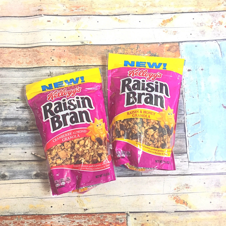 Raisin Bran Granola 5