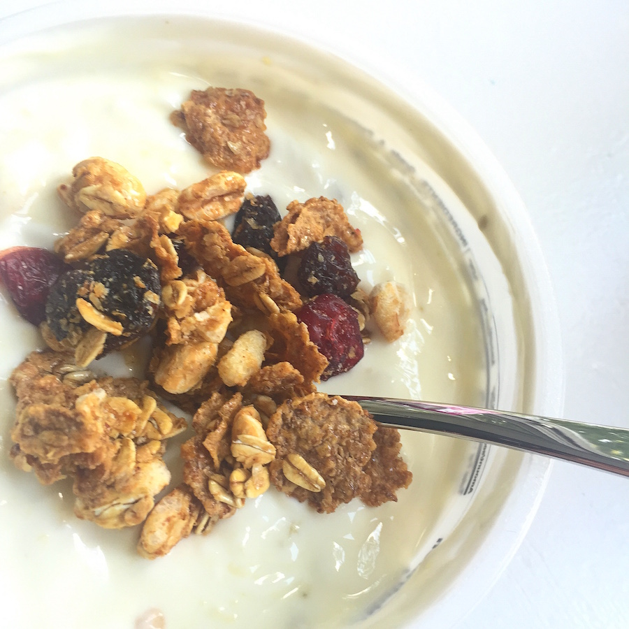 Raisin Bran Granola