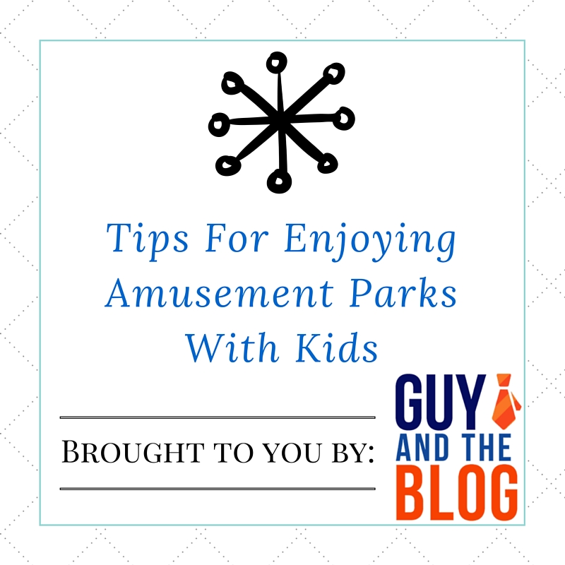 Tips for Amusement Park Graphic