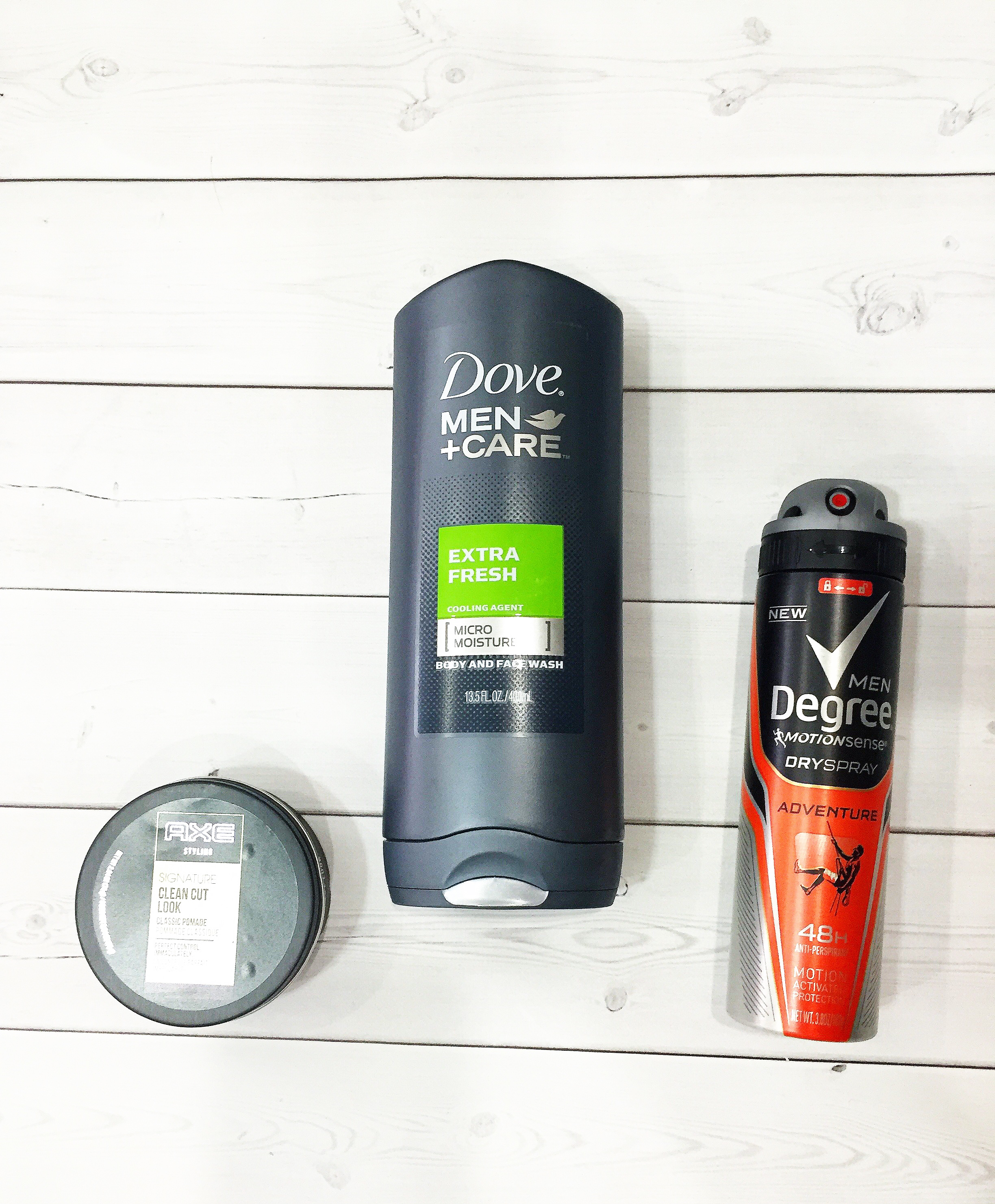 Grooming Better This Fall With CVS, Dove Men+Care, Degree Men, & AXE ...