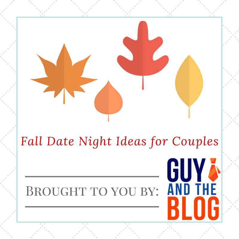 Fall Date Night Ideas for Couples Graphic