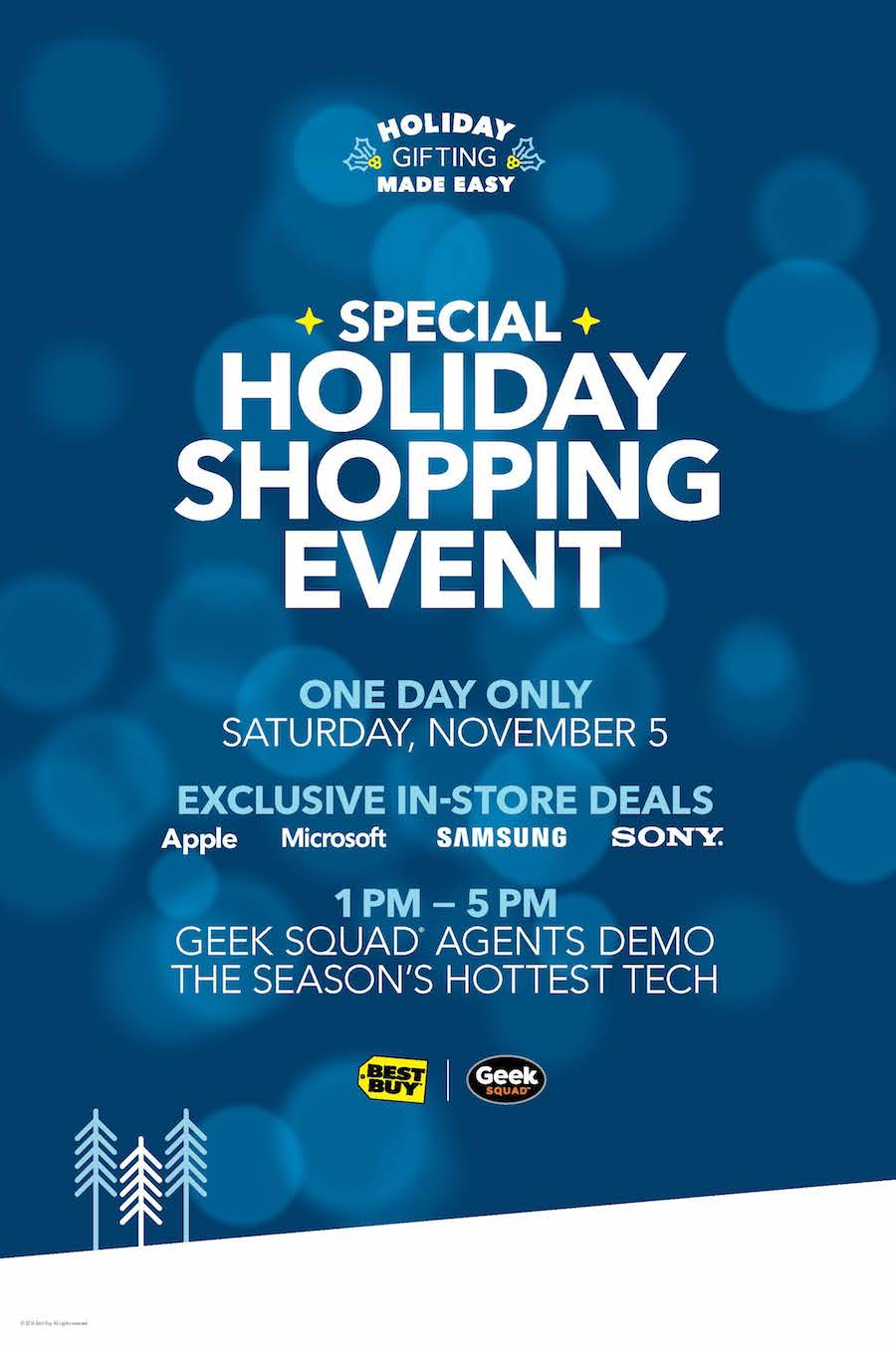 in-store-holiday-shopping-event