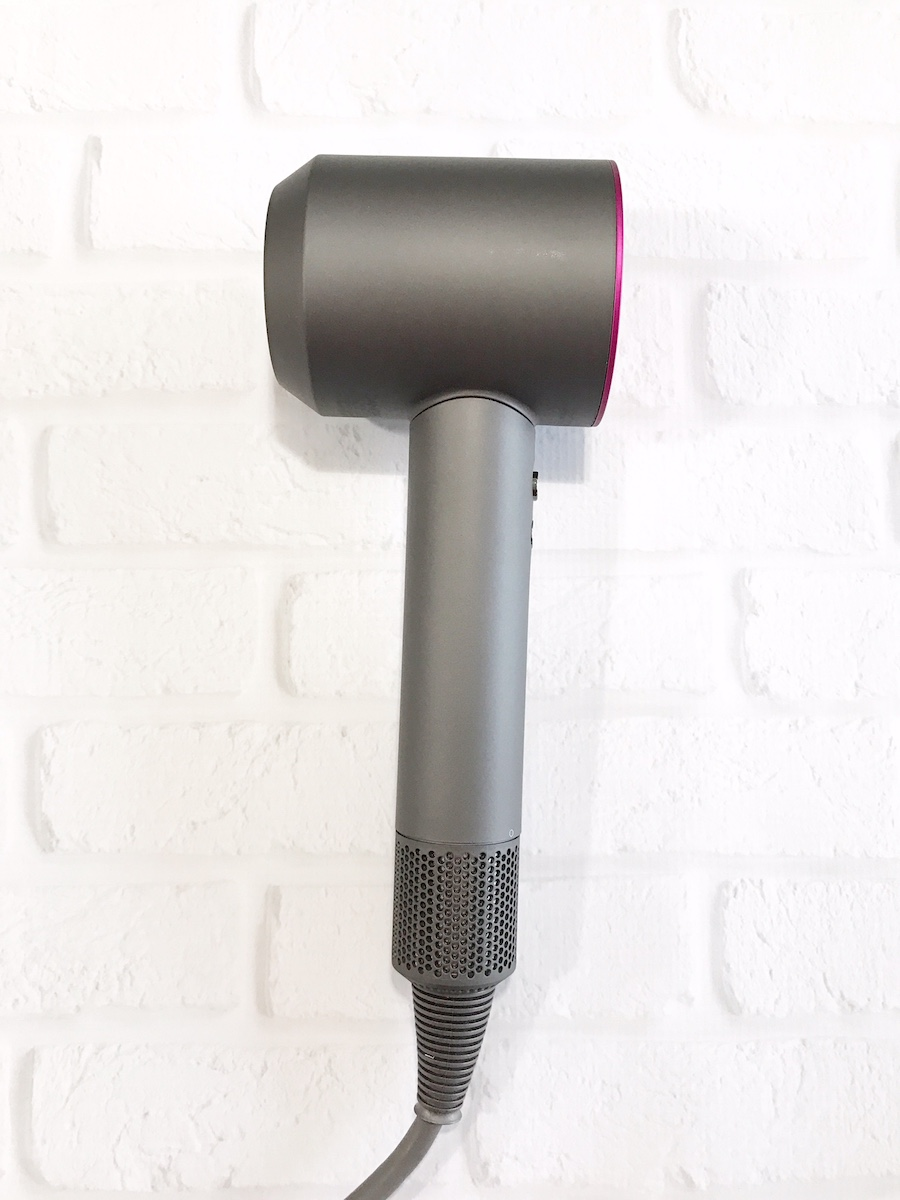 Break with convention the dyson supersonic hair dryer at for Dyson hair dryer motor
