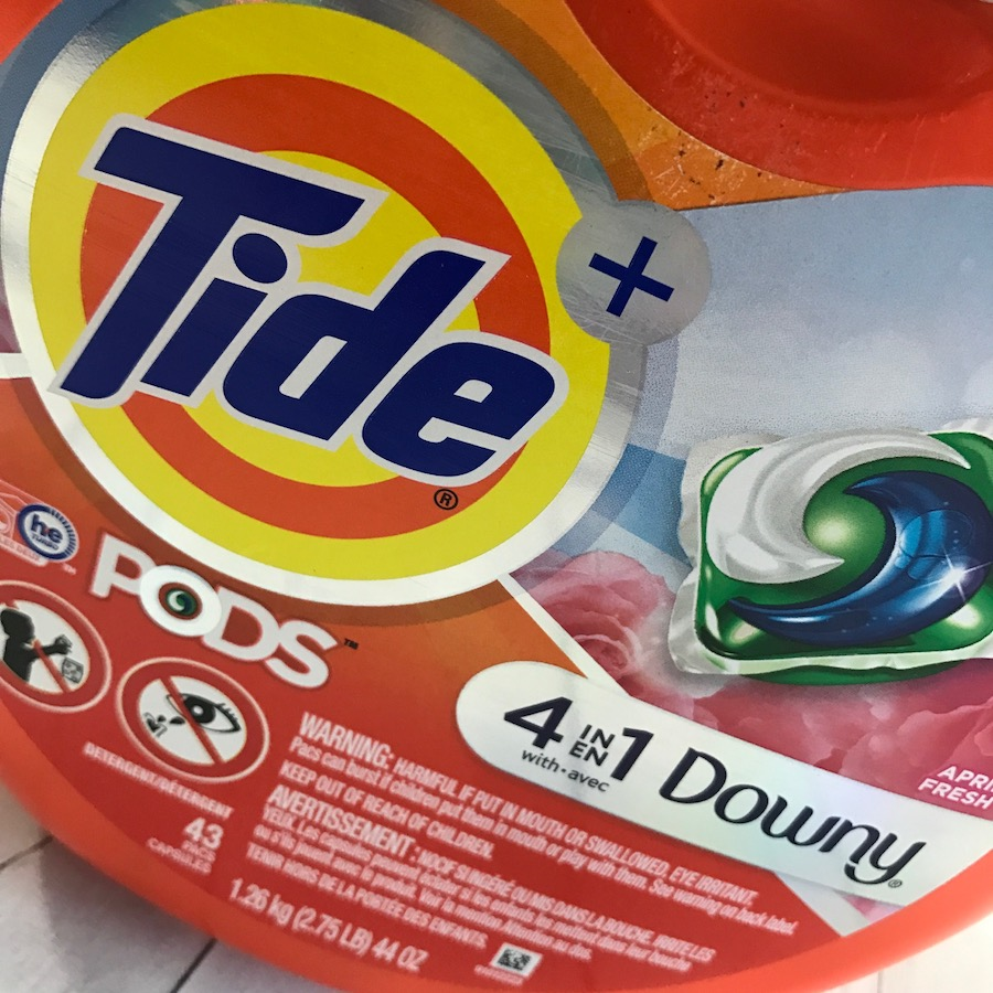 Tide PODS® Odor Defense™ Tide Plus A Touch of Downy Liquid Laundry Detergent /5 () 96 % Recommended Read All I loved Tide Plus Downy, it's a great combo of detergent and fabric softener. You don't have to use much of it. Not only do clothes come out clean and soft, but it also leaves on a great smell for days/5().