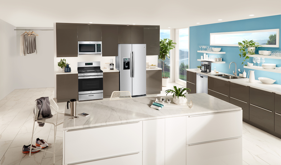 It S Ge Appliance Kitchen Rebirth Time At The Best Buy