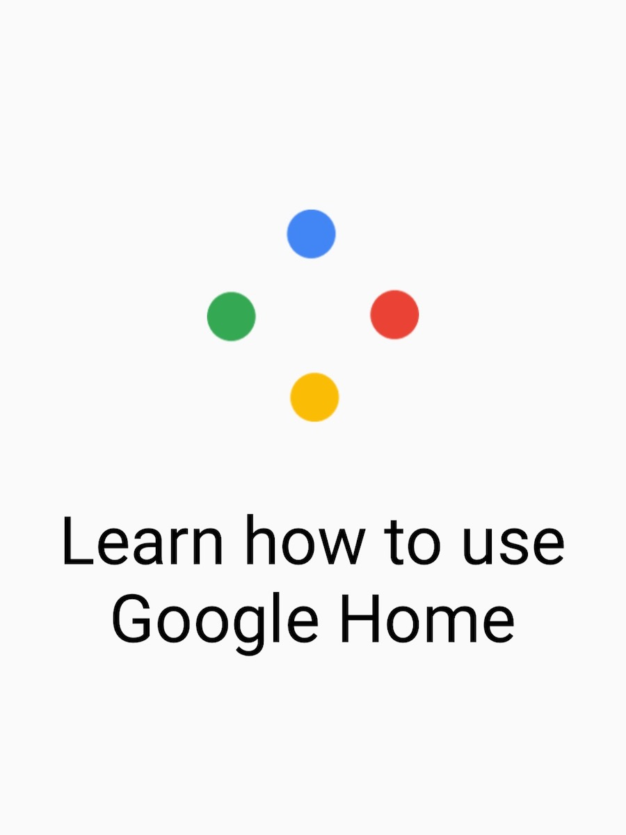 Get Your Home Connected with Google Home – Guy and the Blog