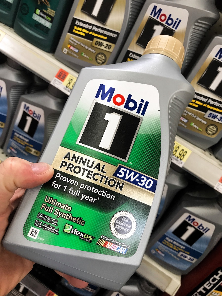 Mobil 1 Oil Change >> Fully Optimize Your Oil Change Routine Guy And The Blog