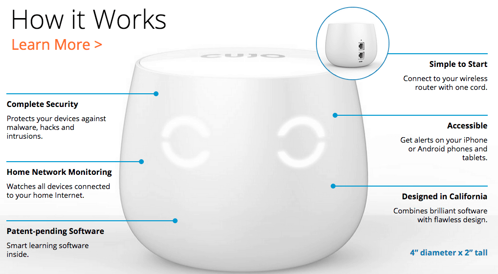 Protect Every Wifi Enabled Device In Your Home With Cujo