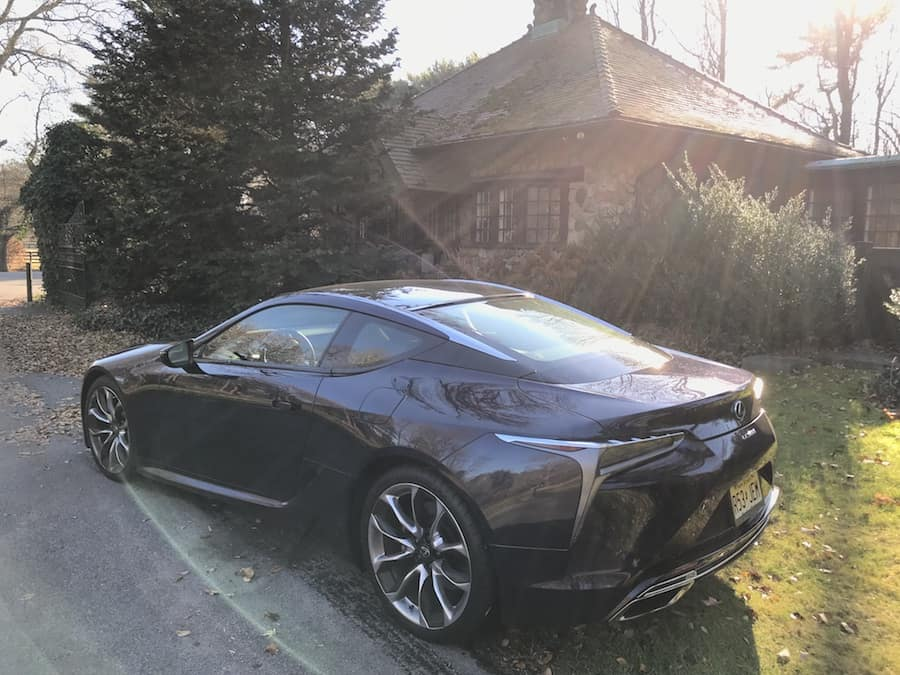 Drive Your Best Drive In Lexus LCStyle Guy And The Blog - Really nice sports cars