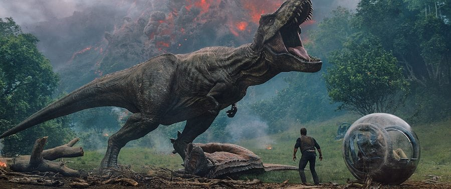 Jurassic World Fallen Kingdom dinosaur