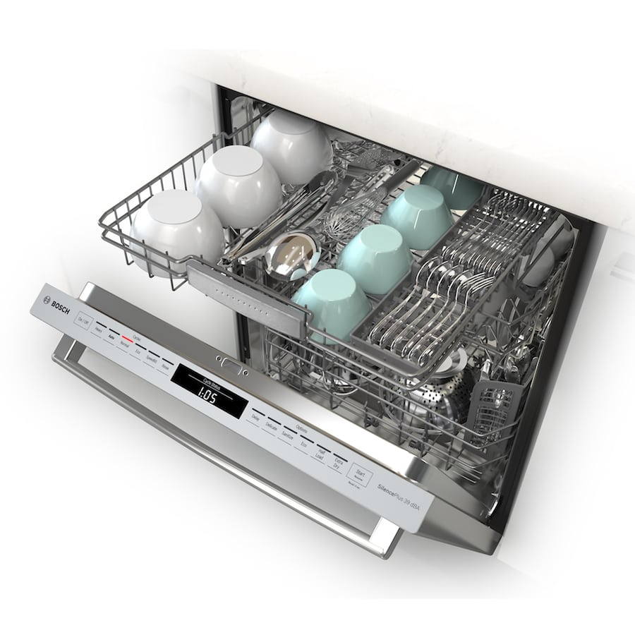 Bosch 800 Dishwasher_MyWay rack